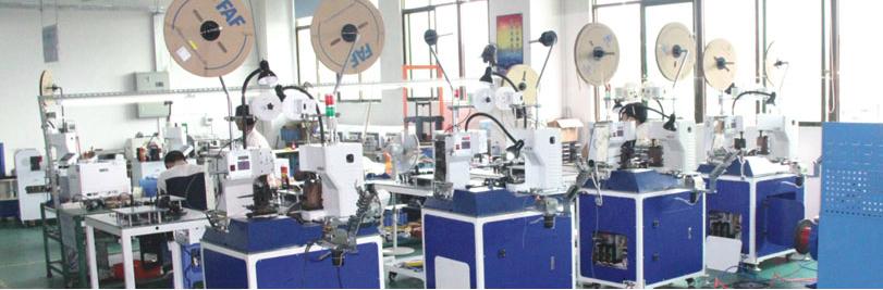 深圳市明源鑫机械有限公司是专业开发,设计,制造,销售为一体的电线